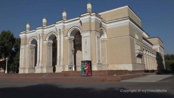 Navoi Theater Tashkent