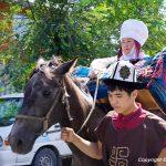 Osh Fest - the caravan