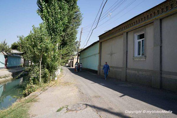 Tashkent Old Town