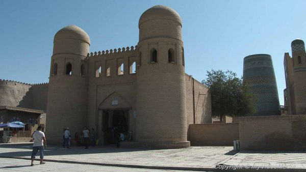 West gate Khiva