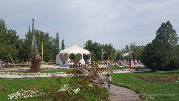Meerim Park Osh