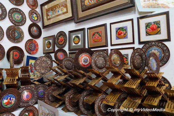 handicraft Tashkent