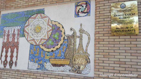 Museum of Applied Arts Tashkent