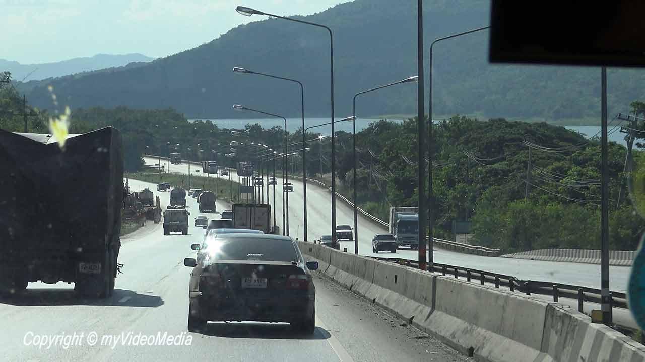 Von Buriram nach Lop Buri