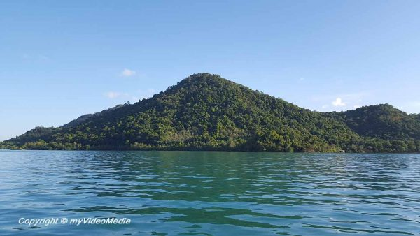 Ferry to Ko Chang