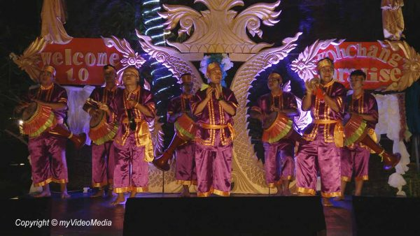 Thai Show in Ko Chang