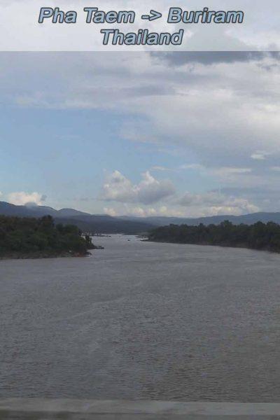 Pha Taem to Buriram