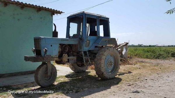 Tractor Uzbekistan