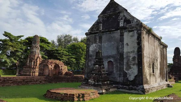 Wat Phra Sri Rattan Mahathat