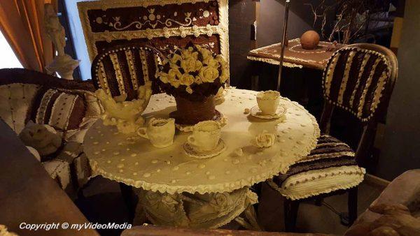 Chocolate room Vilnius