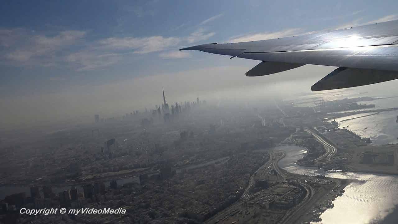 Dubai to Frankfurt