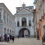 In der Altstadt von Vilnius
