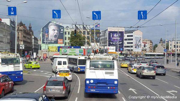 Riga City tour by Hop-On Hop-Off bus