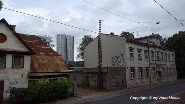 Riga City tour by bus