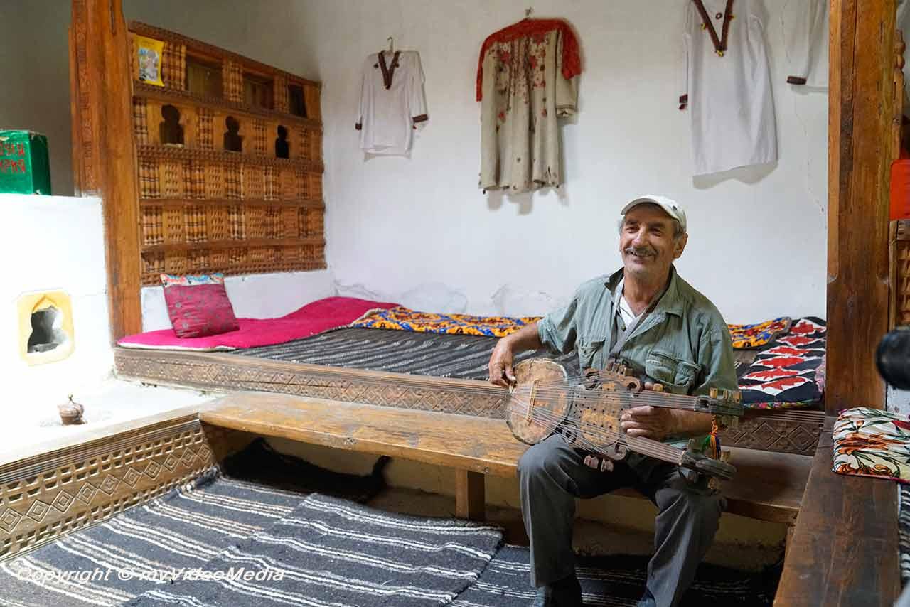Yamg Wakhani Museum
