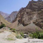 Von Kalaikhum nach Khorog