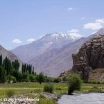 Von Khorog nach Eshkashem