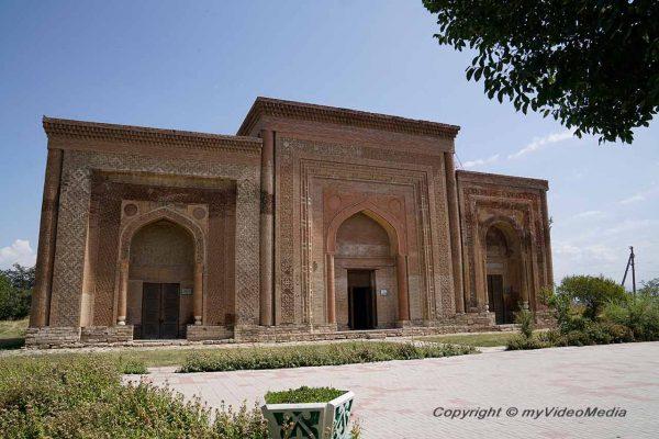 Mausoleum Uzgen