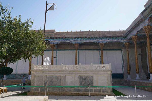 Tomb of Bahauddin Naqshbandi