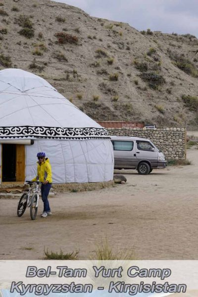 Bel-Tam Yurt Camp