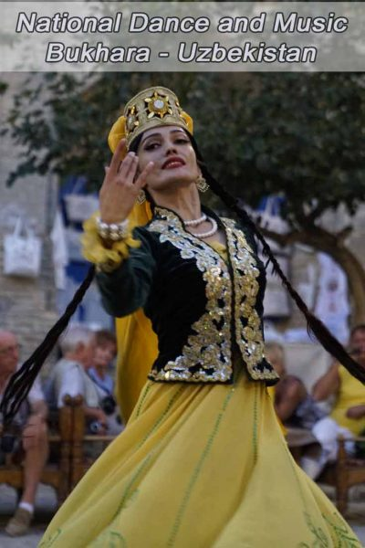 Bukhara National Dance and Music