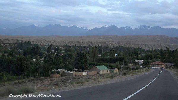 Burana Tower to Almaluu Yurt Camp Kyrgyzstan
