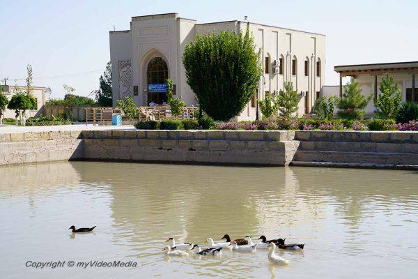 Bahauddin Naqshbandi Memorial Islamic center