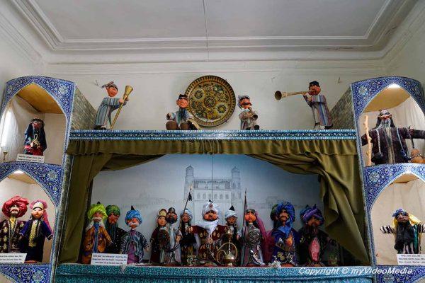 Puppenmuseum Buchara