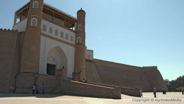 Ark-Zitadelle Buchara
