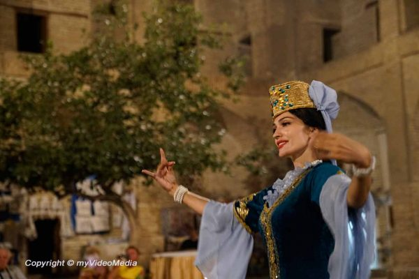 Traditional Dance in Bukhara