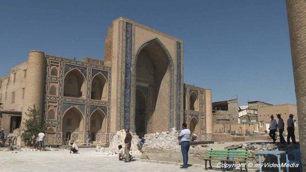 Ulugbek Madrasa Usbekistan_047-c