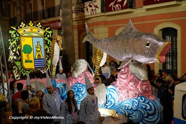 Parade – Arrival of the Sardine