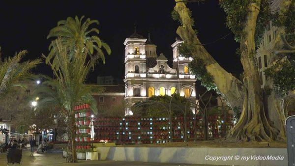 Murcia Plaza de Santo Domingo
