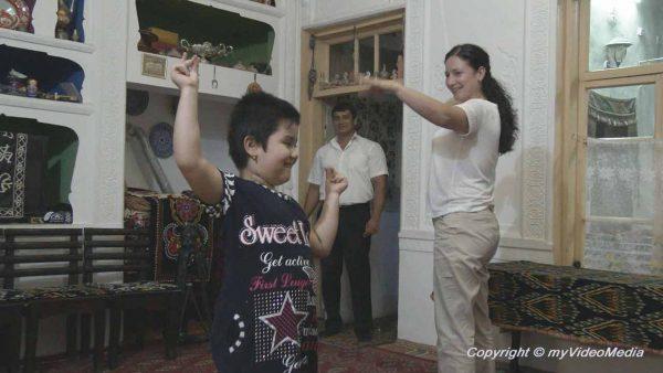Plov Master Class Usbekistan