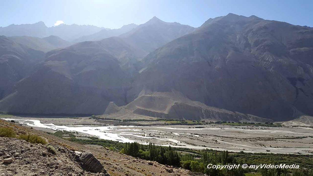 Langar to the Pamir Highlands