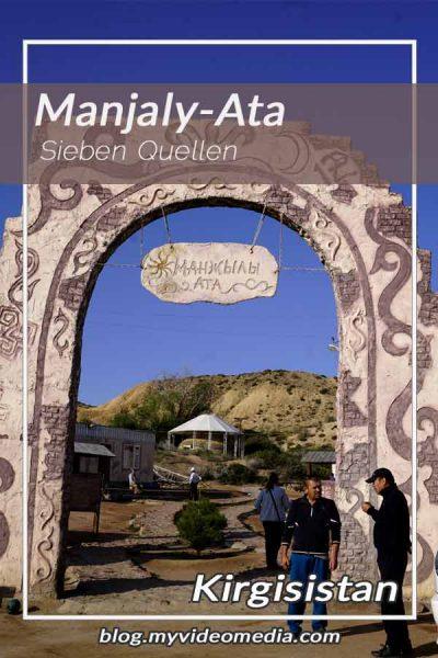 Sieben Quellen von Manjaly-Ata