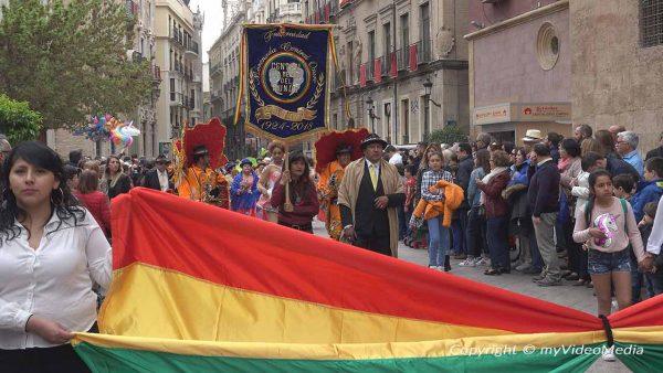 Murcia Parade - Dona - Sardina