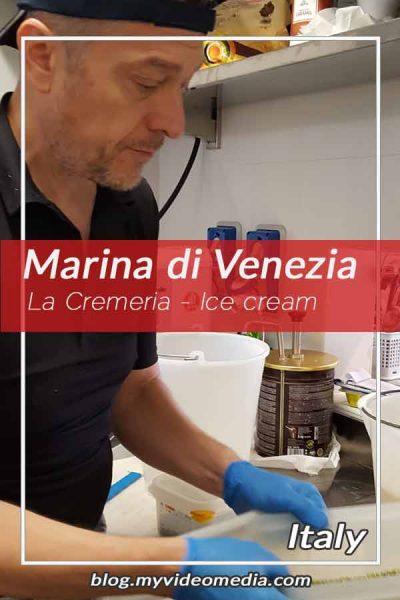 La Cremeria - ice cream