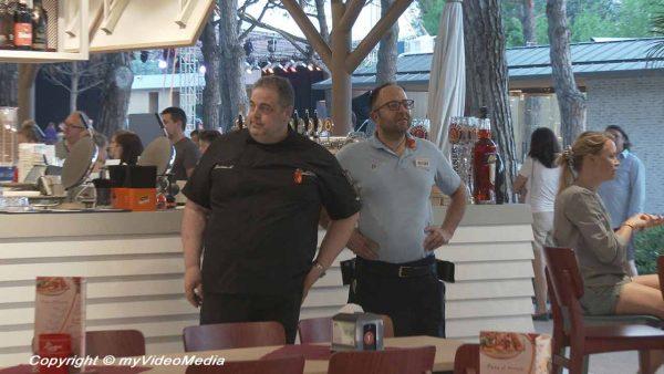Luciano und Sandro