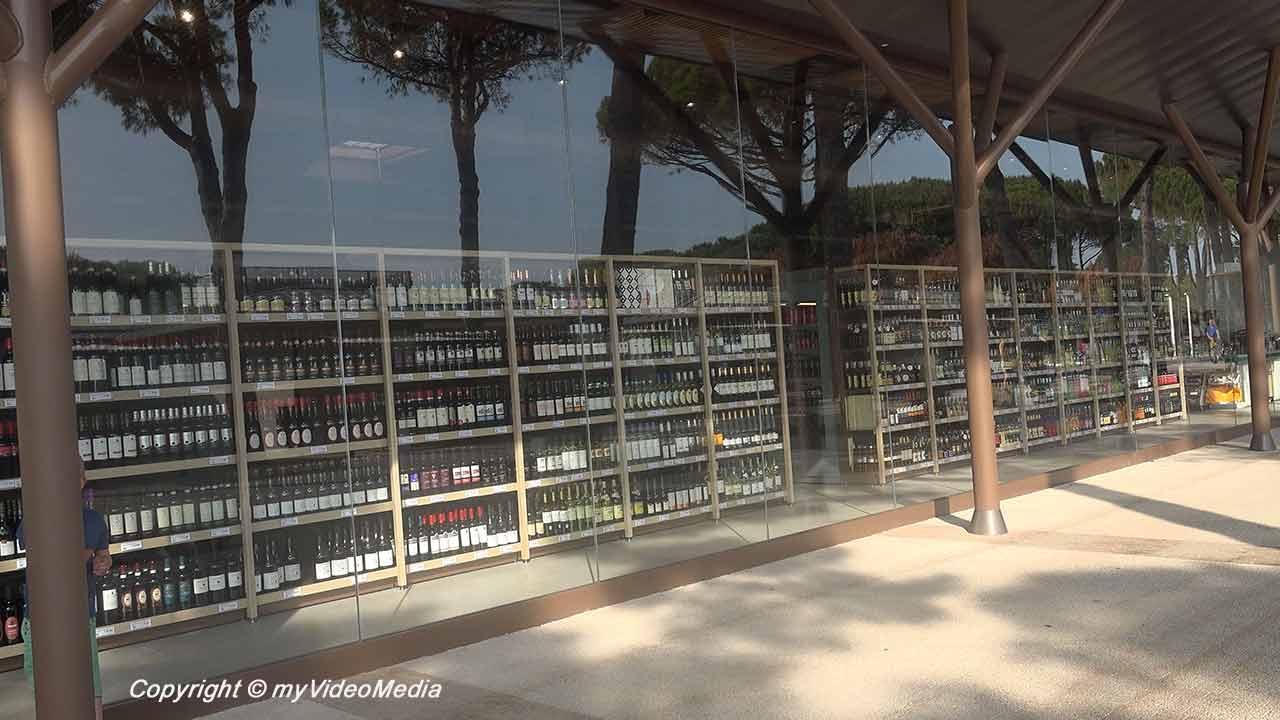 Marina di Venezia Supermarkt