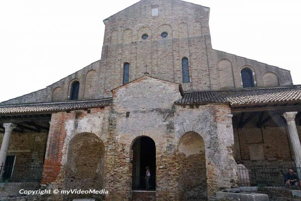 Church of St. Mary Assunta Torcello