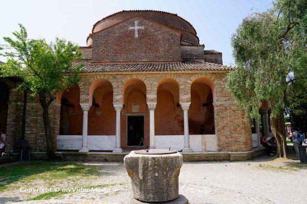 Kirche der Heiligen Fosca