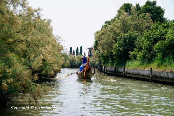 Canal Torcello