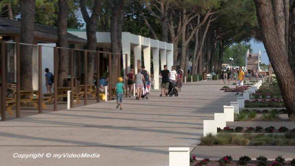Introduction in Marina di Venezia