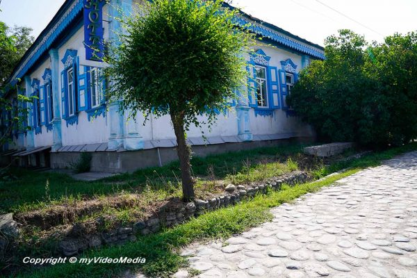 City walk Karakol