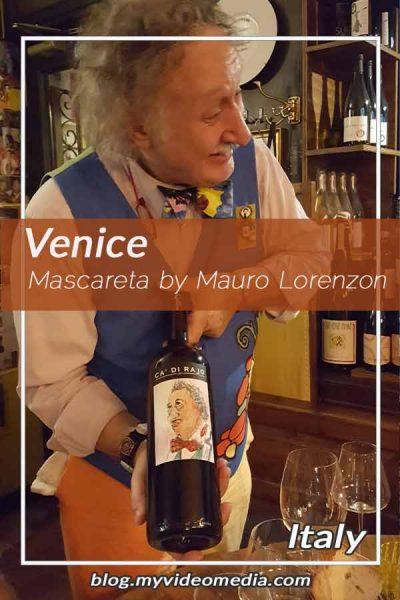 Enoiteca Mascareta by Mauro Lorenzon