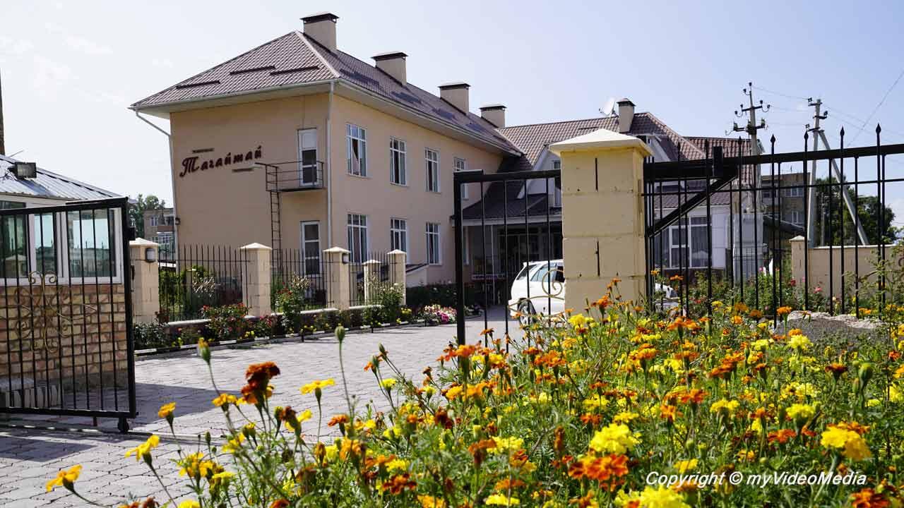 Tagaytay Hotel Karakol