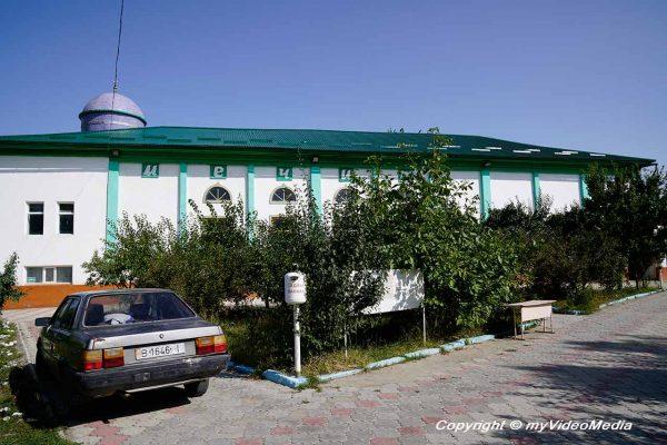 Tatar Mosque Karakol