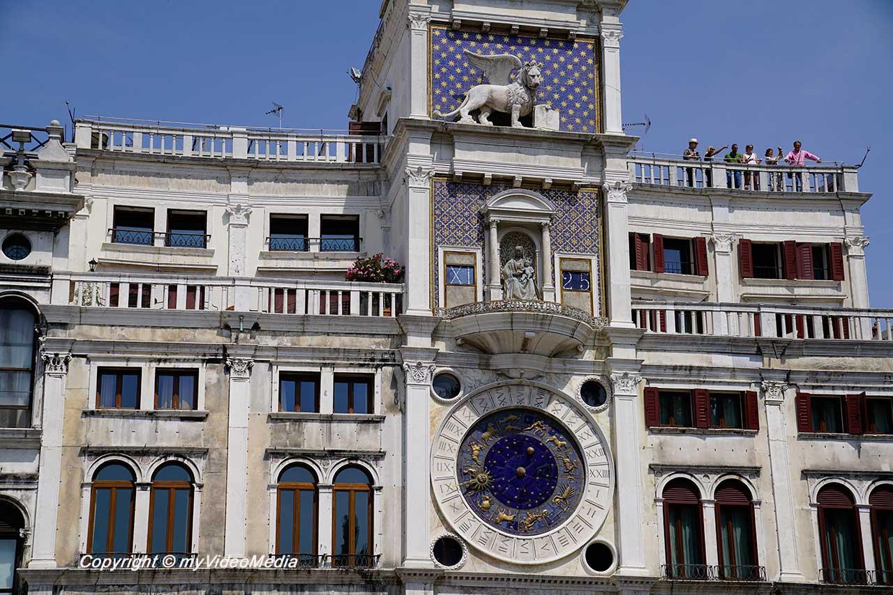 Uhrturm Venedig