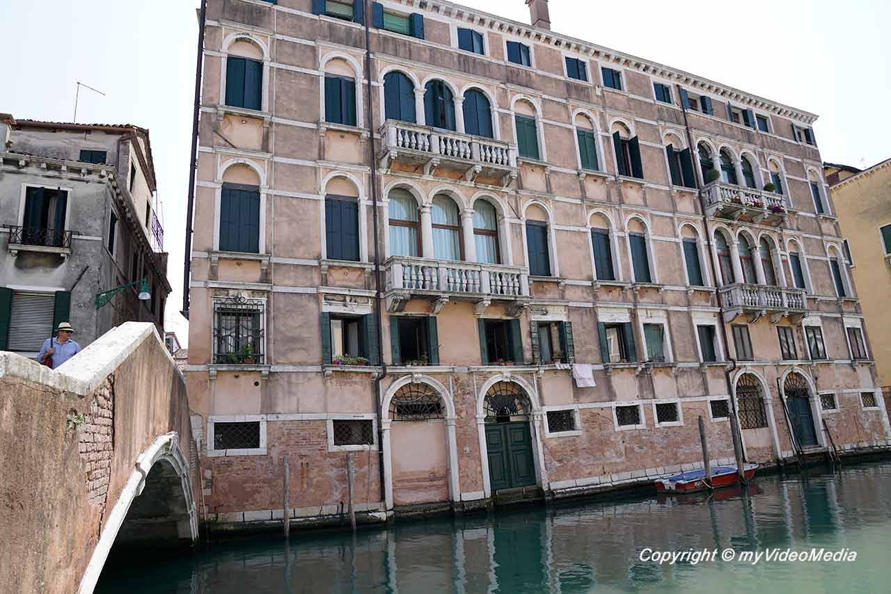 Ghetto Novo in Venedig